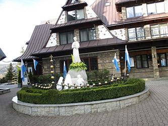 POLSKO – BIALKA TATRZAŃSKA – HOTEL BANIA
