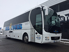 AUTOBUS MAN Lion Coach – Business Class (komfortní třída) ****